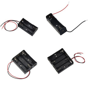5pcs AA Battery  Holder - Circuit-Pop