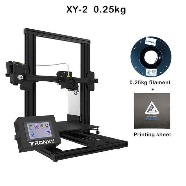 Tronxy XY-2  Full metal 3D Printer - Circuit-Pop