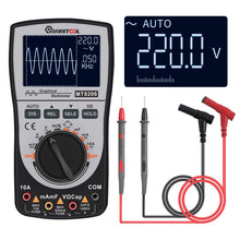 Load image into Gallery viewer, 2 in 1 Digital Oscilloscope Multimeter - Circuit-Pop