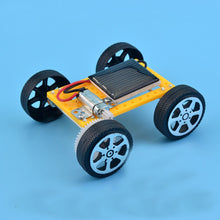 Load image into Gallery viewer, DIY Mini Solar Powered Car Kit - Circuit-Pop