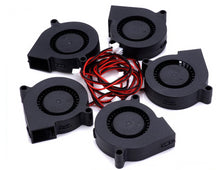 Load image into Gallery viewer, 5pcs 12V DC Radial Fan - Circuit-Pop