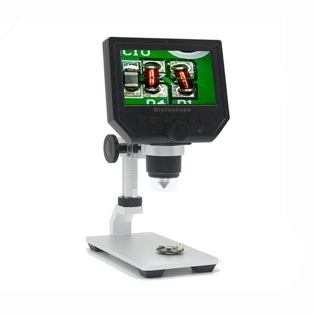 600x HD USB Microscope for PCB Soldering and Repair