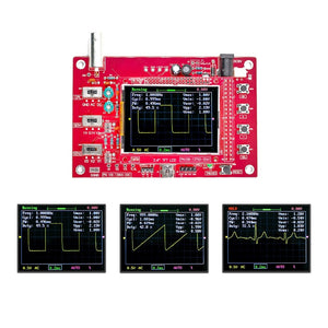 DSO-138 Digital Oscilloscope DIY KIT - Circuit-Pop