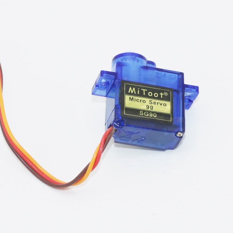 SG90 9G Hobby Servo Motors 10PCS - Circuit-Pop