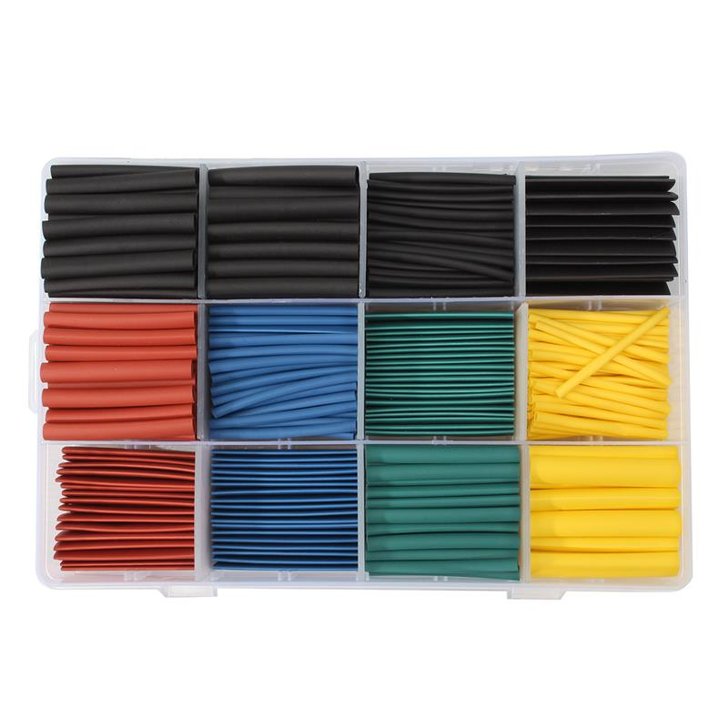 Multi Color Heat Shrink Tubing - Circuit-Pop