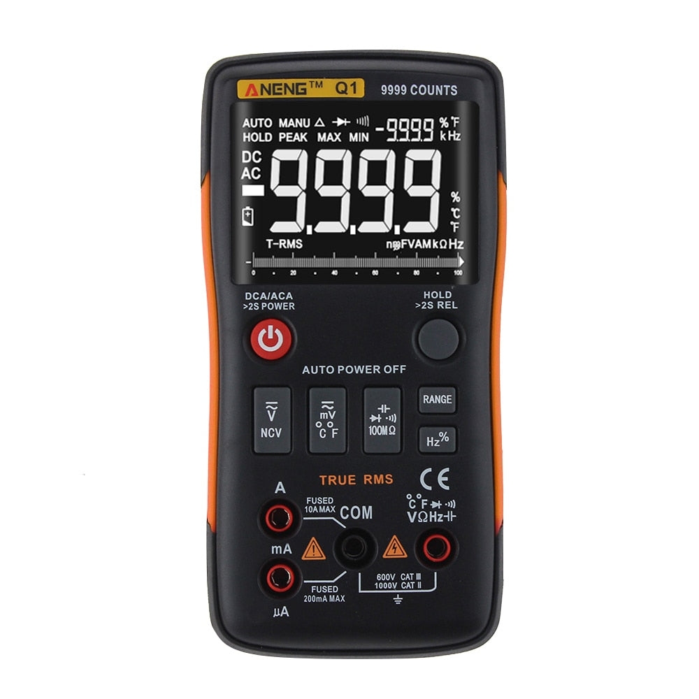 ANENG Q1 Autoranging Digital Multimeter - Circuit-Pop