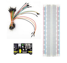 Load image into Gallery viewer, Breadboard Bundle Deal - Circuit-Pop