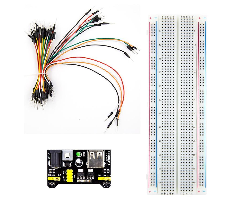 Breadboard Bundle Deal - Circuit-Pop