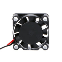Load image into Gallery viewer, 12V mini DC fan 25mm (1pcs) - Circuit-Pop