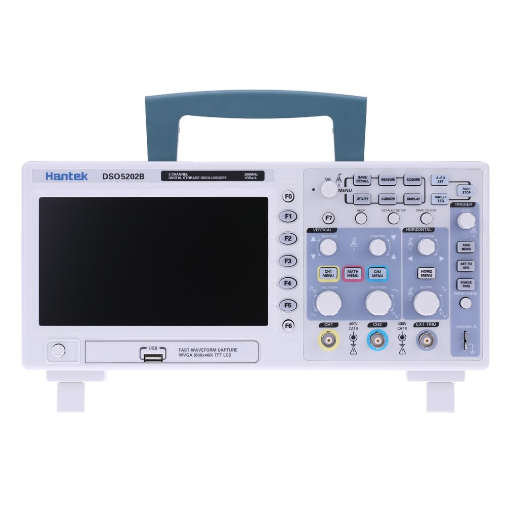 Hantek DSO5102P Digital Oscilloscope - Circuit-Pop