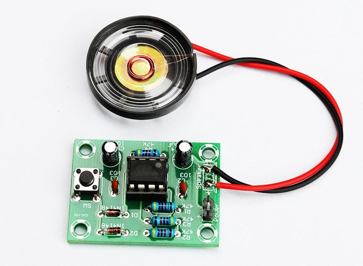 555 Timer Door Bell DIY Electronic Kit