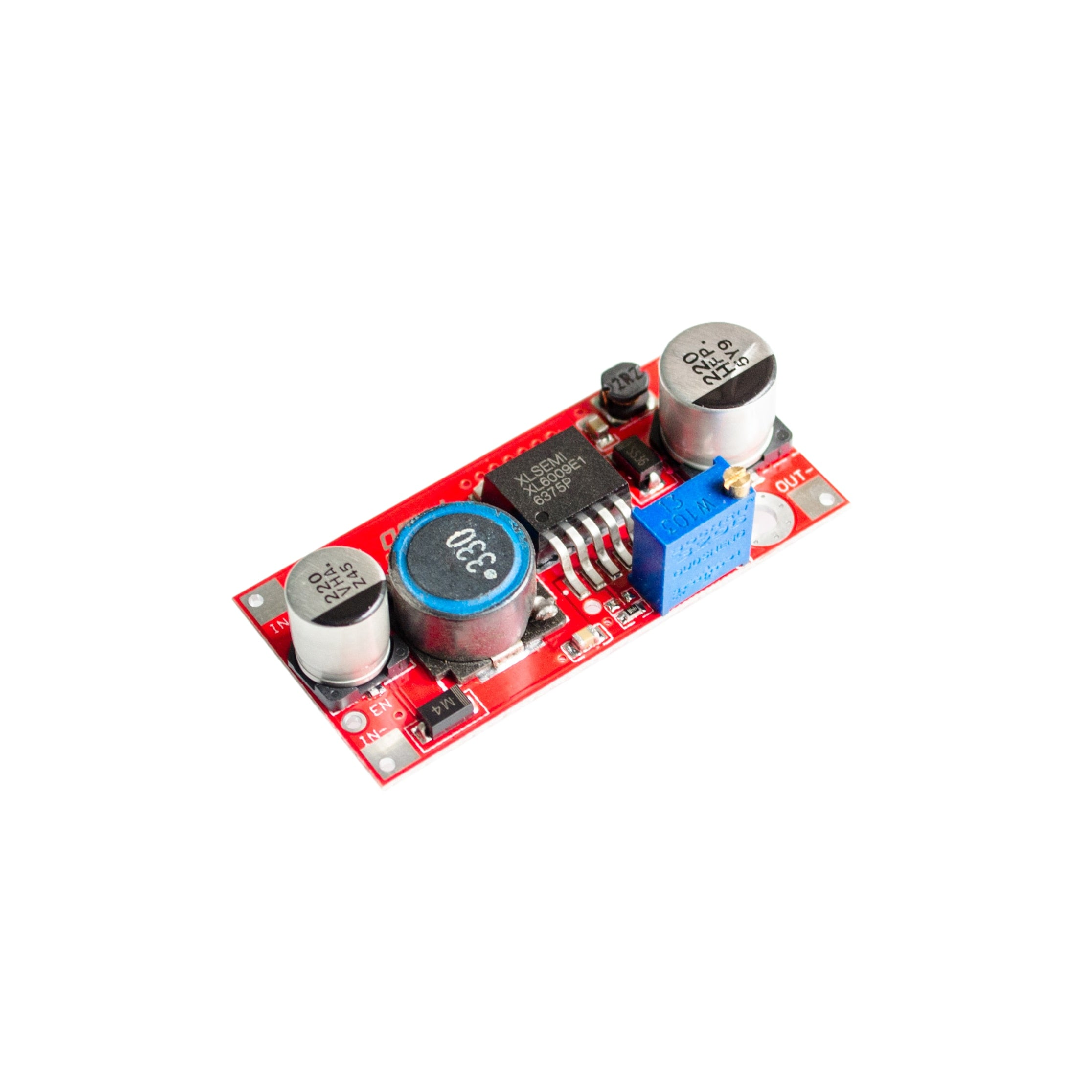 DC-DC Buck Boost Converter - Circuit-Pop