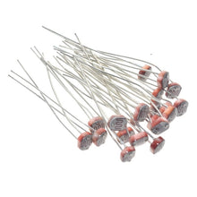 Load image into Gallery viewer, LDR Photoresistor 20PCS - Circuit-Pop