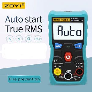 ZOYI ZT-S1 Autoranging Digital Multimeter - Circuit-Pop