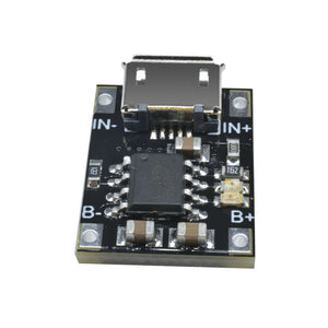 TP4056 1A Lithium Battery Charging Module 10pcs - Circuit-Pop