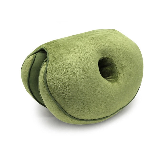Crzy8 | Orthopedic Dual Comfort Cushion