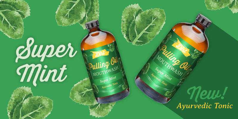 New! Mint Pulling Oil