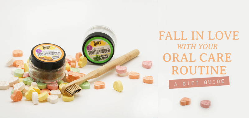 Fall in Love with Your Oral Care Routine