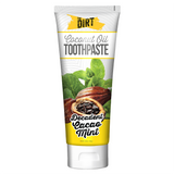 The Dirt Coconut Oil Toothpaste Cacao Mint