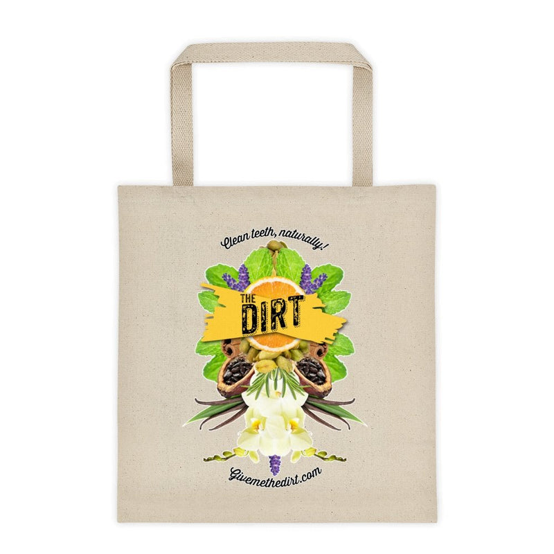 Maya - Cotton Tote - The Dirt - Super Natural Personal Care