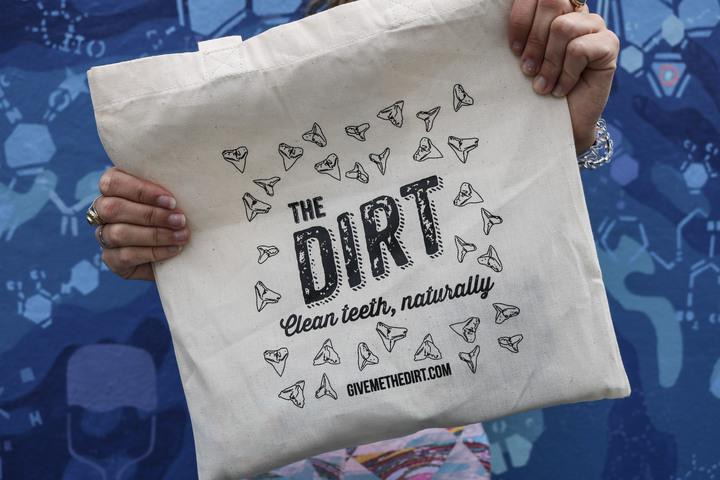 The Dirt - Cotton Tote - The Dirt - Super Natural Personal Care