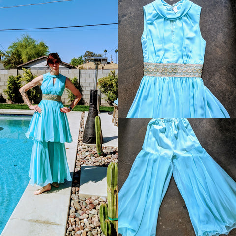 Spectacular vintage two piece