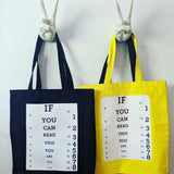 Social distancing tote