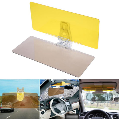 Day/Night Car Visor