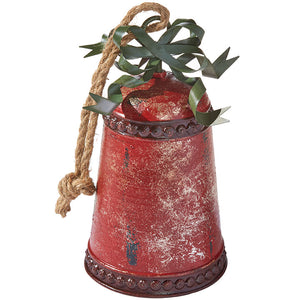 "Raz Imports10.5"" BELL WITH BOW ORNAMENT"