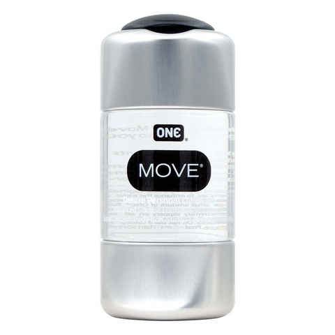 Move® Silicone Lube 3.38oz (100ml) (Discount)
