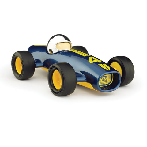 Malibu Racing Car - Blue