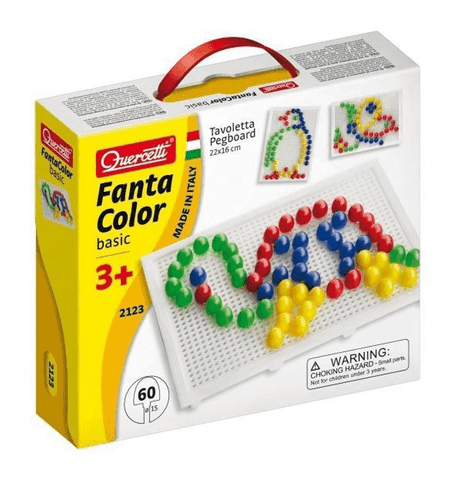 Quercetti Fanta Color Basic 60 Pcs