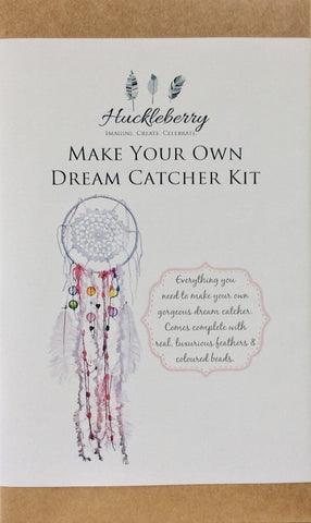 Huckleberry Make Your Own Dream Catcher Kit