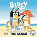 Bluey The Beach Book