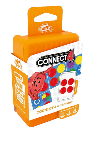 Shuffle Connect 4