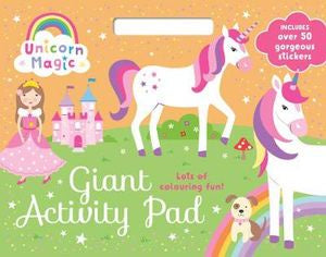 Unicorn Magic Giant Activity Pad