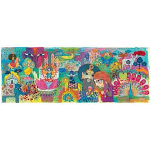 Djeco Magic India Puzzle 1000 Pcs