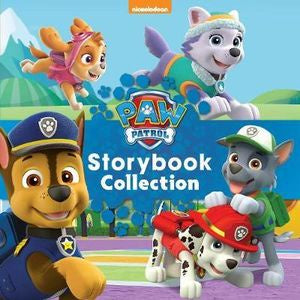 Paw Patrol Storybook Collection - Cover with Blue Band