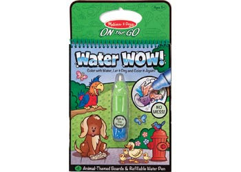 Melissa & Doug Water Wow Animal
