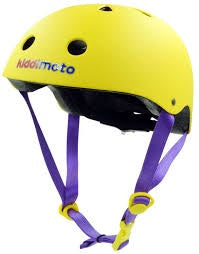 Helmet Medium - Yellow Matt