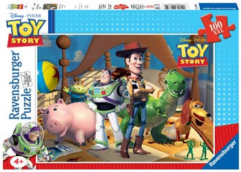 Ravensburger Toy Story Puzzle 100pcs