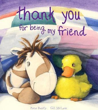 Thank You for Being My Friend - Picture Book