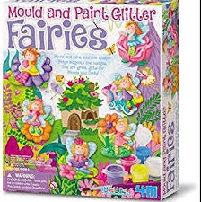 4M Mould & Paint Fairies