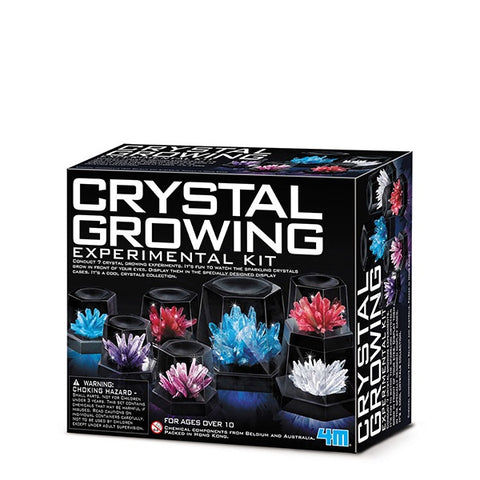 4M Crystal Growing Experiment Kit