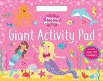 Magic Mermaids Giant Activity Pad