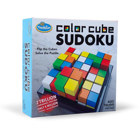 Think Fun Colour Cube Sudoku