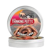 Thinking Putty Small - Super Lava