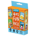 4 in 1 Fun Pack Card Games