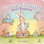 Honey Bunny First Sleepover Lift-the-Flap Book