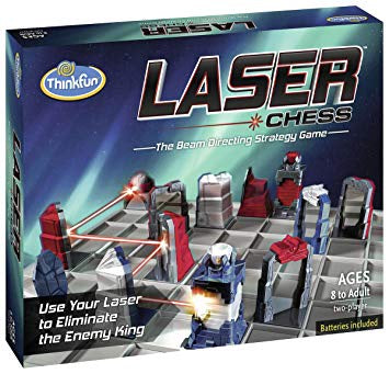 Think Fun Laser Chess